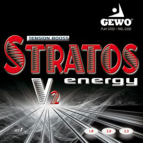 Накладка Gewo STRATOS V2 ENERGY