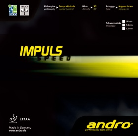 Накладка Andro IMPULS SPEED