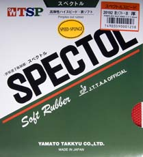 Накладка TSP SPECTOL SPEED SPONGE